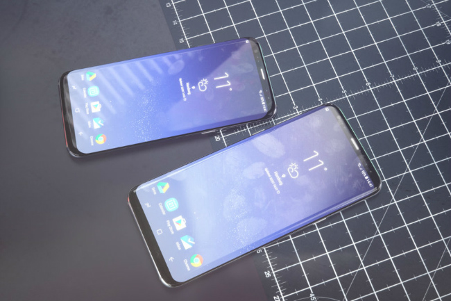 lo anh samsung galaxy s9, s9 plus giong voi thuc te nhat hinh anh 5