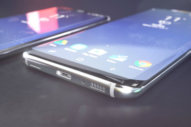 lo anh samsung galaxy s9, s9 plus giong voi thuc te nhat hinh anh 6