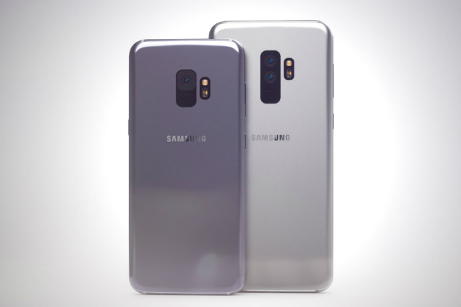 lo anh samsung galaxy s9, s9 plus giong voi thuc te nhat hinh anh 9