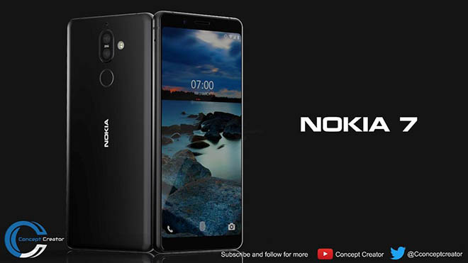 ngam nokia 7 plus y tuong co the duoc hmd ra mat thang nay hinh anh 4