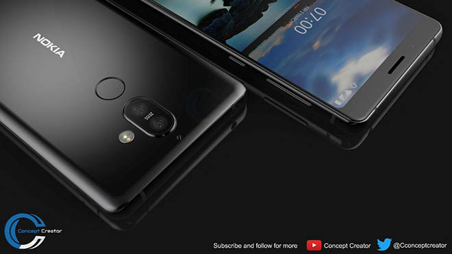 ngam nokia 7 plus y tuong co the duoc hmd ra mat thang nay hinh anh 5
