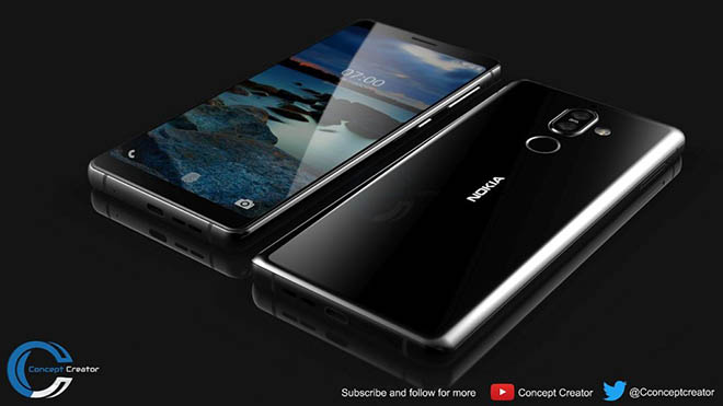 ngam nokia 7 plus y tuong co the duoc hmd ra mat thang nay hinh anh 6