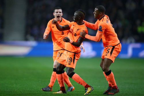 "clip: liverpool ""huy diet"" porto 5-0 ngay tren san khach hinh anh 1"