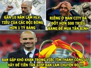 The thao - aNH CHe HoM NAY: Cuu sao M.U an trom, Guardiola thanh cong nho tien