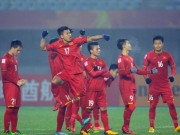 "BTC AFF Cup 2018 ""lam kho"" U23 Viet Nam"