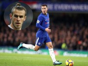 SoC: Real dung Bale cong 100 trieu bang doi lay Hazard