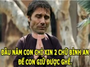 "anh - Video - aNH CHe HoM NAY (19.2): Conte so mat ghe, Xavi ""cay cu"" Real"