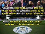 "The thao - aNH CHe HoM NAY (20.2): Man City ""ngam hanh"" trong cay cu"