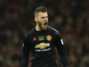 "David de Gea ""gieo sau"" cho Real Madrid"