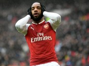"The thao - Arsenal nhan tin ""set danh"" ve Lacazette"