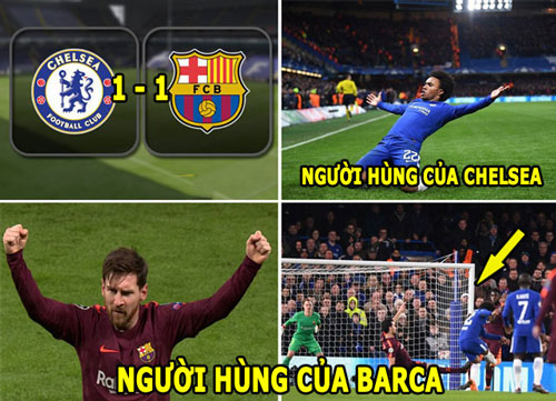 anh che hom nay (21.2): suarez dien kich, conte cam thay may man hinh anh 2