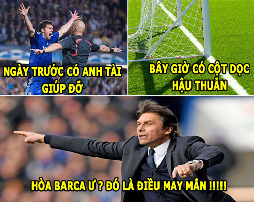 anh che hom nay (21.2): suarez dien kich, conte cam thay may man hinh anh 4
