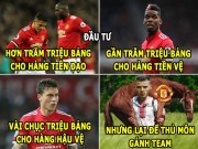 "anh - Video - aNH CHe HoM NAY (22.2): M.U chi ""tien tan"" khien De Gea them kho"