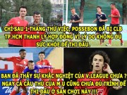 anh - Video - aNH CHe HoM NAY (23.2): V.League khac nghiep hon Premier League