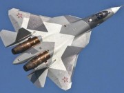 The gioi - Tiem kich Su-57 Nga doi dau F22 My o Syria: Ai chien thang?