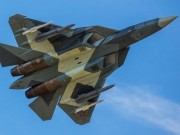"The gioi - Su-57 Nga va F-22 My so gang o ""dau truong"" Syria, may bay nao thang?"