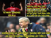 "anh - Video - aNH CHe HoM NAY (24.2): Wenger ""tru yem"" M.U, Arsenal den dui"
