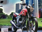 Can canh xe con tay re 2018 Honda CB150 Verza