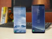 "Cong nghe - TRuC TIeP: Samsung tung video ""nha hang"" Galaxy S9 truoc gio G"