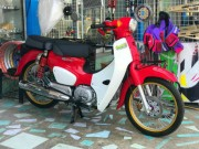 o to - Xe may - Ngam 2018 Honda Super Cub ban do nhe nhang