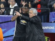 The thao - SoC: Pogba doi M.U sa thai HLV Mourinho