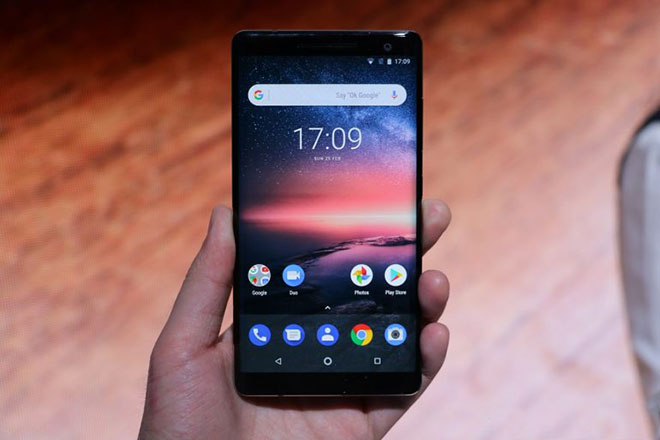 moi smartphone android nokia tuong lai la mot phan cua android one hinh anh 1