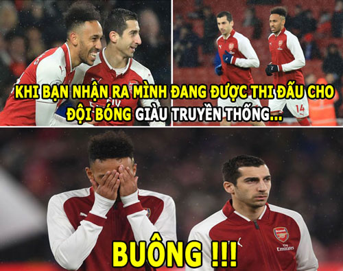 "anh che hom nay (26.2): arsenal co truyen thong ""buong"", chelsea nho be hinh anh 2"