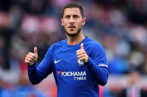 so real madrid, chelsea tang luong ky luc cho eden hazard hinh anh 1