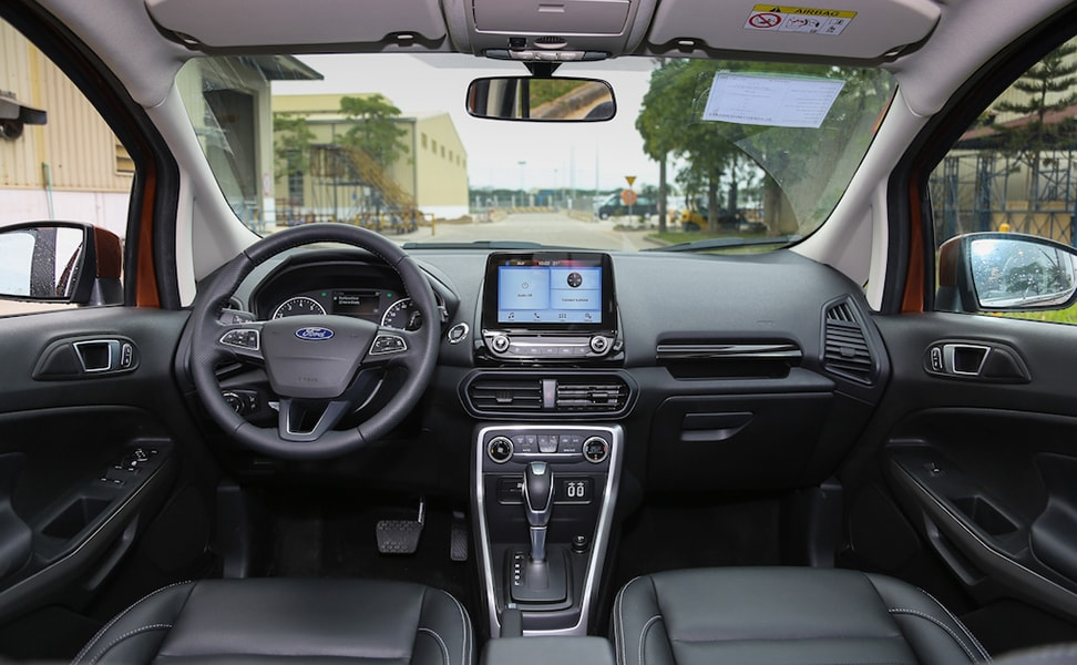 ford ecosport 2018 new