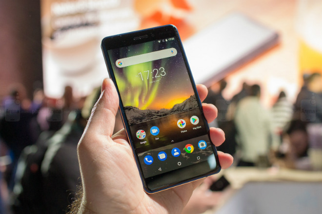 tren tay 2018 nokia 6: smartphone tam trung tot nhat hinh anh 5