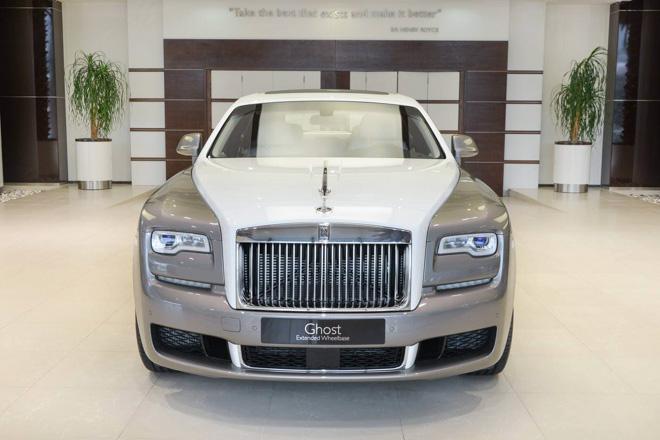 roll-royce ghost phong cach hoi giao hinh anh 2