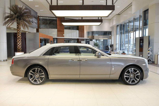 roll-royce ghost phong cach hoi giao hinh anh 5