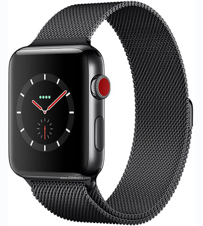 apple watch soan ngoi fitbit tro thanh dong ho thong minh ban chay nhat 2017 hinh anh 1
