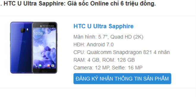 dip 8/3, suc soi tim loat smartphone giam gia cuc soc hinh anh 1