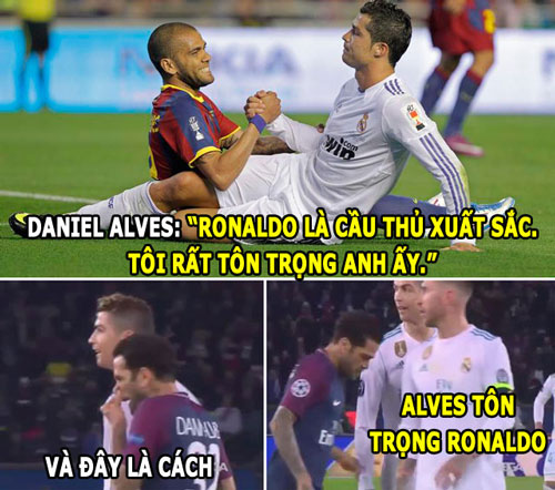 "anh che hom nay (9.3): wenger quyet ""giu ghe"", alves choi ban hinh anh 3"