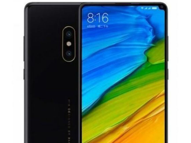 xiaomi mi mix 2s co camera selfie doc dao va sac khong day hinh anh 1