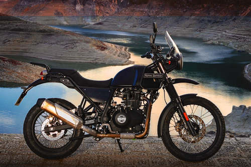 top 10 su that thu vi ve  mo hinh royal enfield himalayan 2018 hinh anh 2