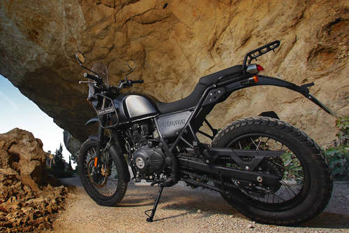 top 10 su that thu vi ve  mo hinh royal enfield himalayan 2018 hinh anh 3