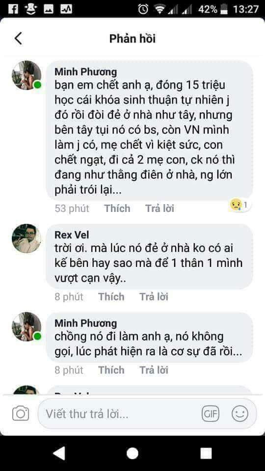"bo y te noi gi ve tin ""de thuan tu nhien hai me con tu vong"" hinh anh 2"