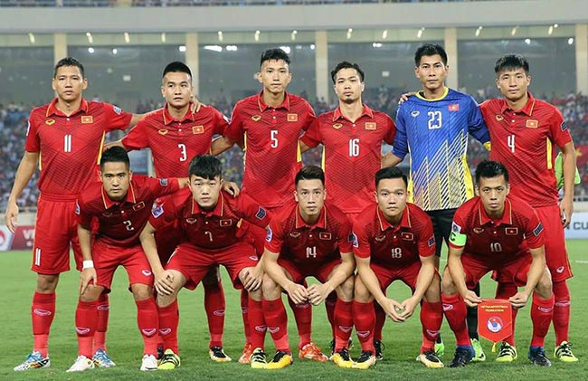 bxh fifa thang 3.2018: dt viet nam truoc nguong cua lich su hinh anh 1
