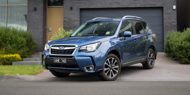 subaru he lo forester moi, gia du kien 1,4 ty dong hinh anh 2