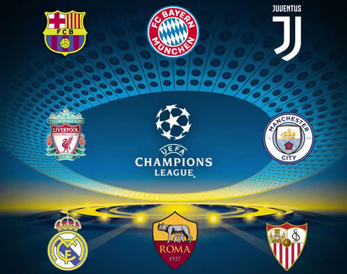 thong tin can biet ve le boc tham tu ket champions league hinh anh 1