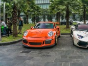 o to - Xe may - Ket thuc Car & Passion 2018 Cuong do la rao ban Porsche 911 GT3 RS?