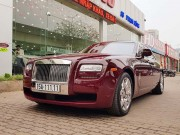 o to - Xe may - Co hoi so huu Roll-Royce Ghost bien ngu quy gia hon 11 ty dong
