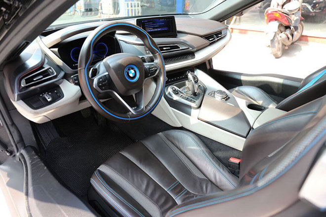 "voi 3,8 ty dong - ban se ""dap hop"" mercedes s400 hay bmw i8? hinh anh 6"
