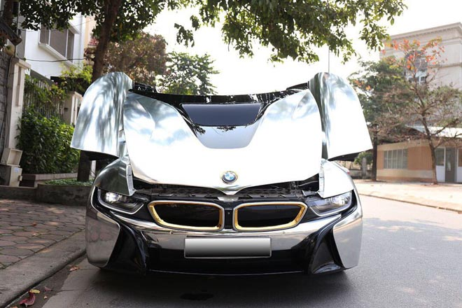 "voi 3,8 ty dong - ban se ""dap hop"" mercedes s400 hay bmw i8? hinh anh 2"
