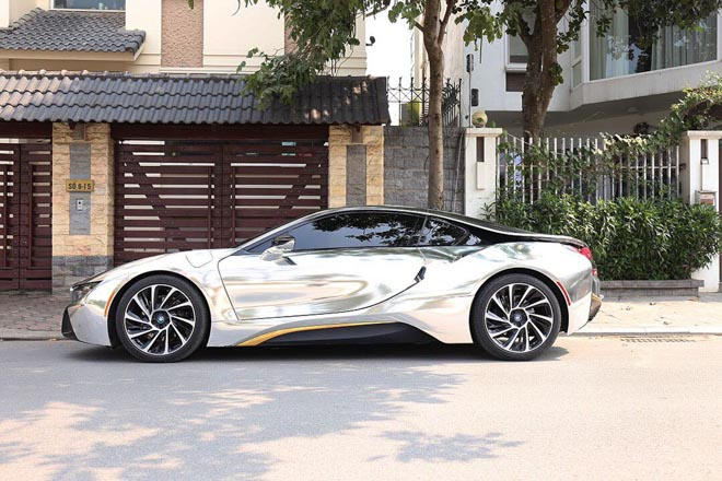 "voi 3,8 ty dong - ban se ""dap hop"" mercedes s400 hay bmw i8? hinh anh 3"