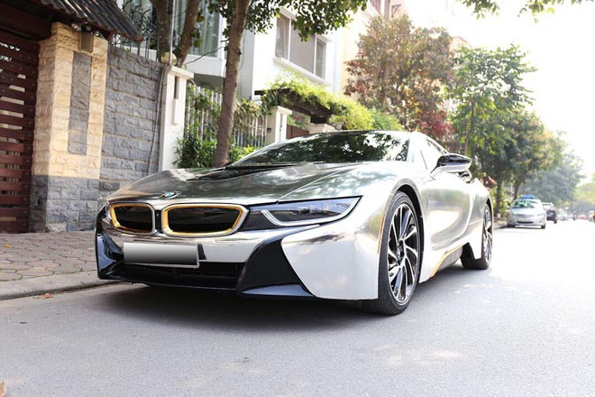 "voi 3,8 ty dong - ban se ""dap hop"" mercedes s400 hay bmw i8? hinh anh 1"