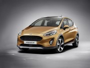 Ford tiet lo anh Fiesta Active - Gia ban khoi diem tu 390 trieu dong
