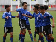 "The thao - U15 PVF ""de bep"" doi bong Nhat Ban voi ty so kho tin"